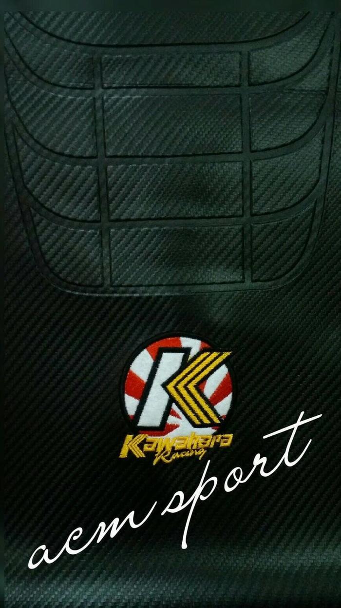 BEST SELLER!!! kulit-sarung jok motor kawahara new motif - T1XyzG