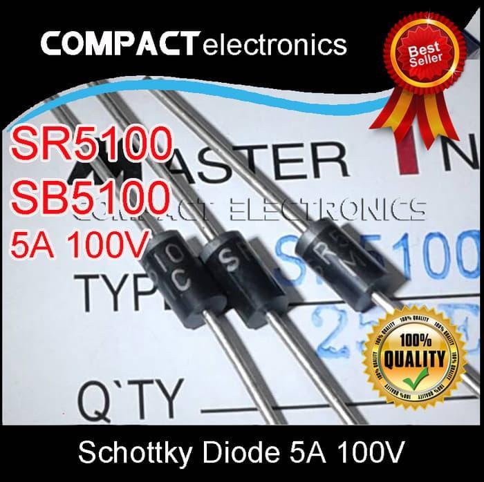 Alternatif Dioda Her302 3A 100V Dioda 3A 100V - ready stock