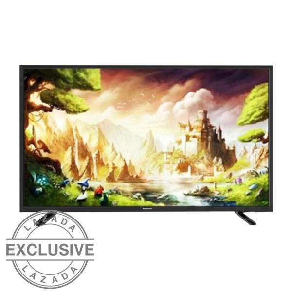 Panasonic 22 inch LED TV - Hitam (Model TH-22E302)