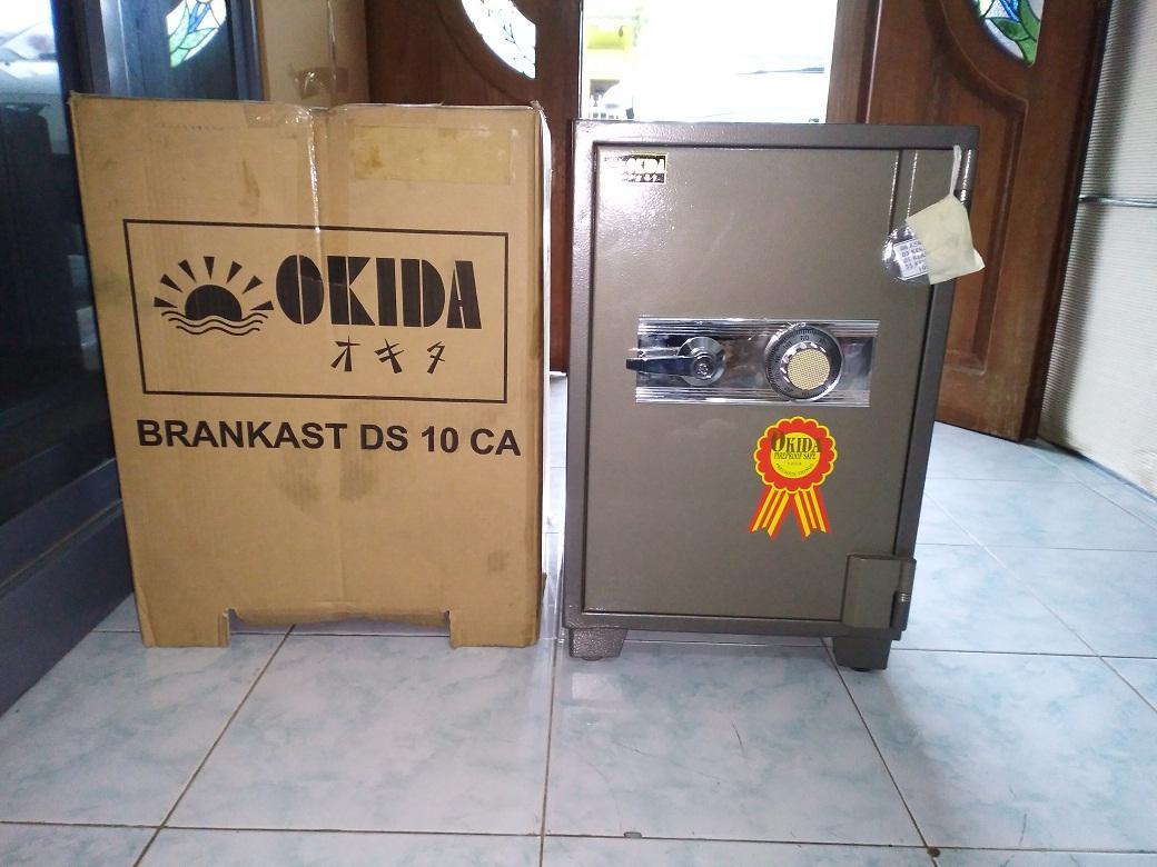 Brankas Okida (by Brother) DS-10CA di TGI JOGJA FREE ONGKIR DIY JATENG