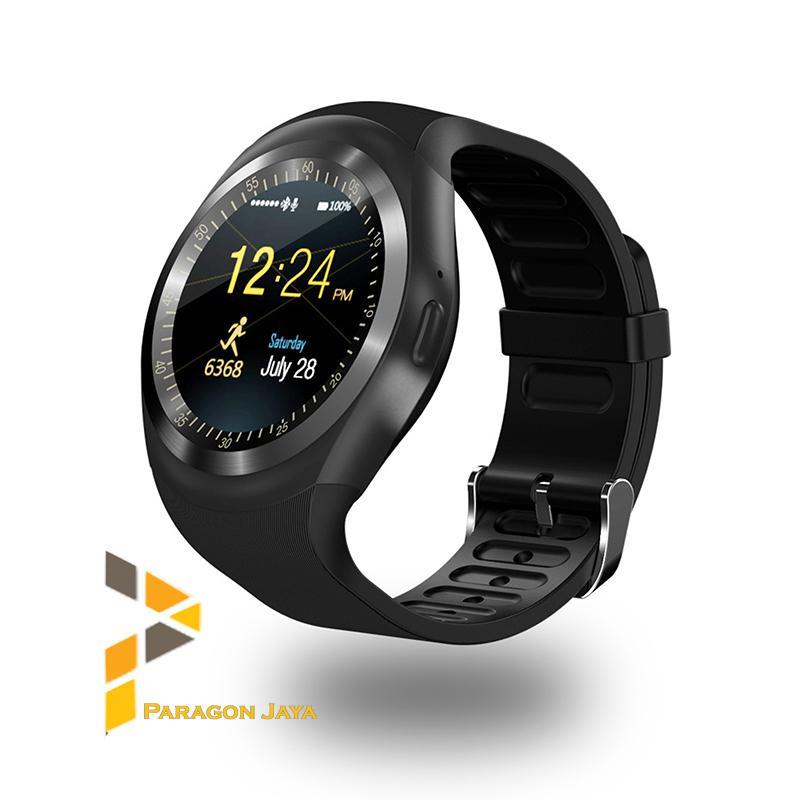 Smart Watch DZ11 / JAM PINTAR Smartwatch Y1 SIM MEMORY
