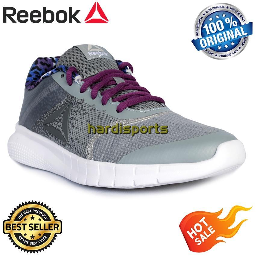 Sepatu Running Wanita Reebok Instalite Run BS8488 - Grey