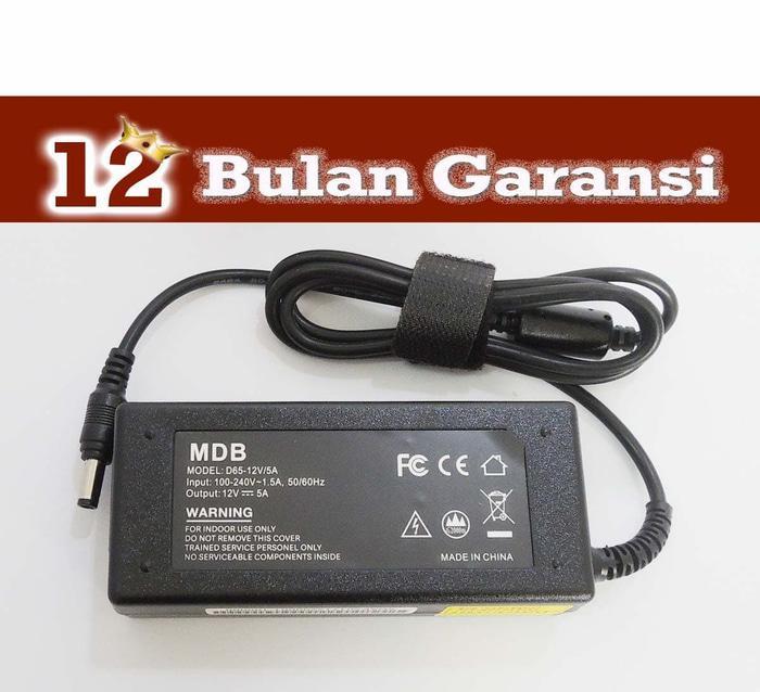 Adaptor LCD LED Monitor Benq 12V-5A MDB