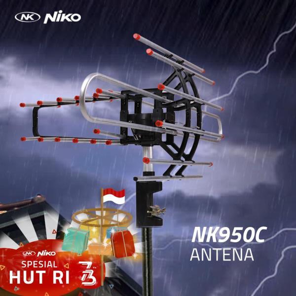 Niko Antena NK-950GR- Berkualitas- Bergaransi