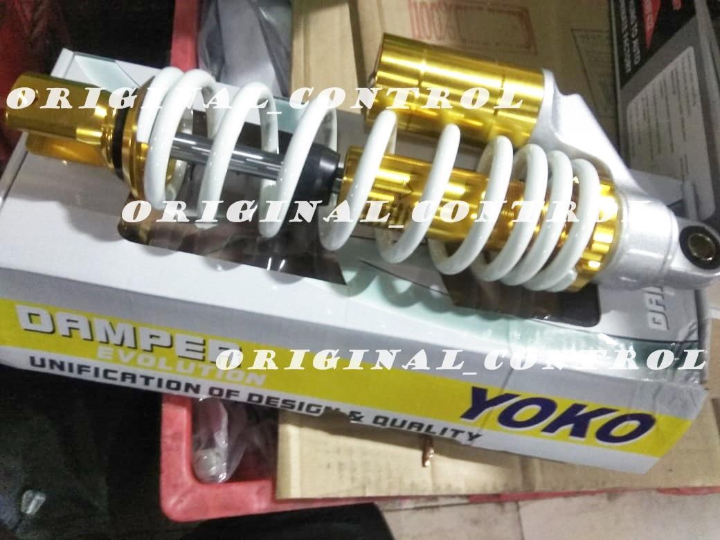 Jual Shock Per Mobil Motor Belakang Shogun 110 Smash Lama Yoko Shockbeaker Tabung Atas Untuk Semua Jenis Matic Yamaha Honda Beat Mio Fino