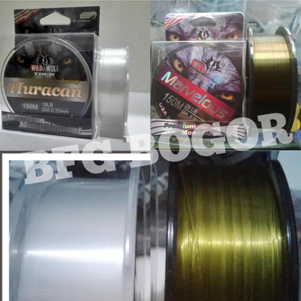 Senar Pancing HCN 150M Kualitas Premium Super Kuat Ulet di lapak Andree Fishing or BFG andree_alivio