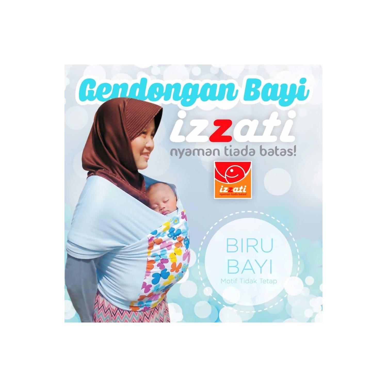SPECIAL Gendongan Bayi Gaya Hanaroo IZZATI Baby Wrap LARIS .