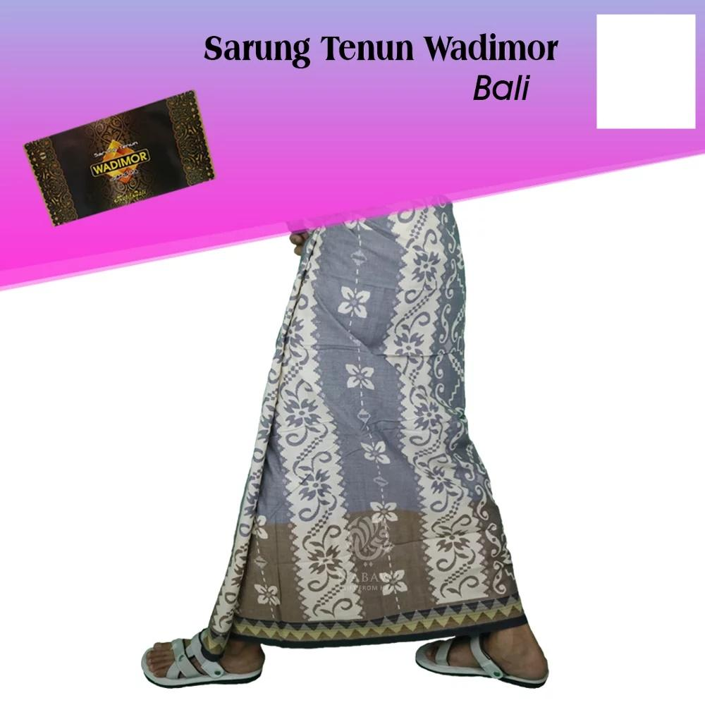 Jual Sarung Wadimor Bali Murah Garansi Dan Berkualitas Id Store Grosir 10pc Moonidr105000 Rp 180000