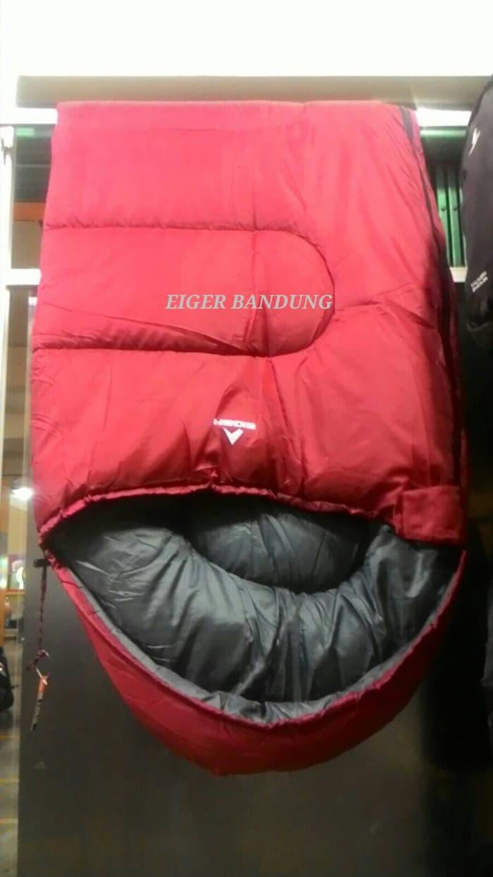 SALE - SLEEPING BAG EIGER MUMMY B0451 Original