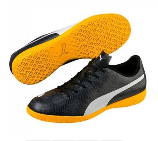 Puma sepatu futsal Rapido IT - 10479902 - hitam 6fc5dde912