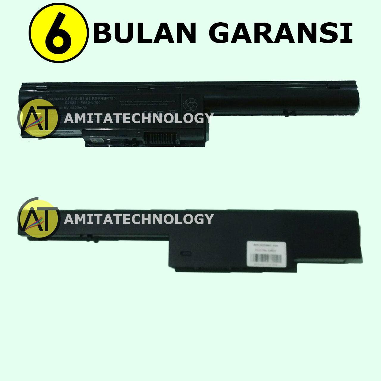 Amita - Baterai Laptop REPLACEMENT Fujitsu LH531 SH531 BH531