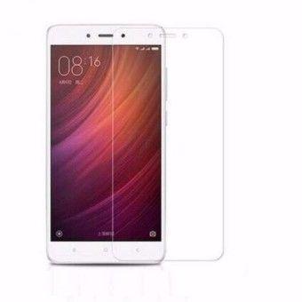 Xiaomi Redmi Note 4 Anti Gores Kaca / Tempered Glass Kaca Bening