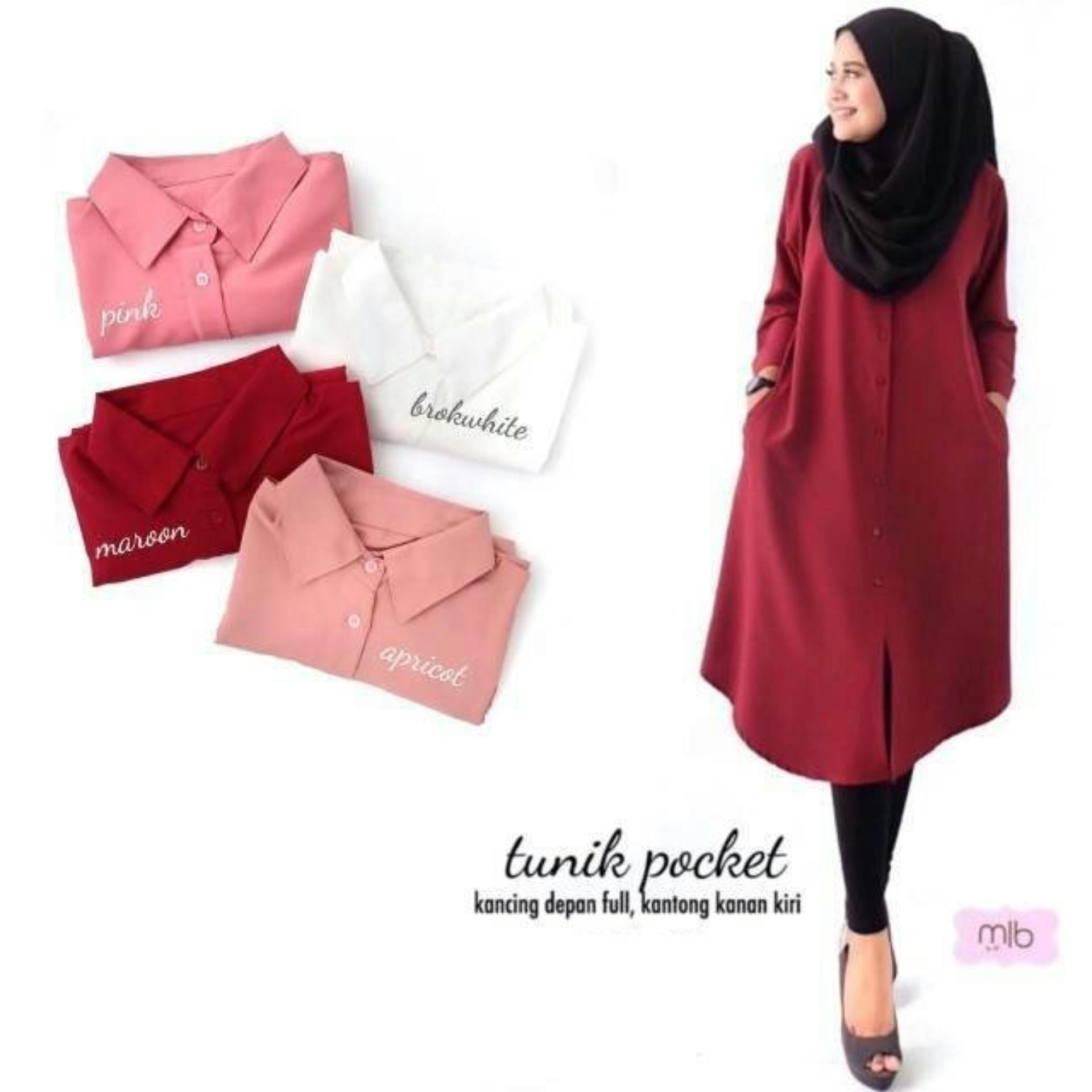 Buy Sell Cheapest Koko Gamis Best Quality Product Deals Baju Syarii Busana Muslim Pria Dnyh Shop Tunik Pocket Red Kemejaet Dress Atasan Wanita
