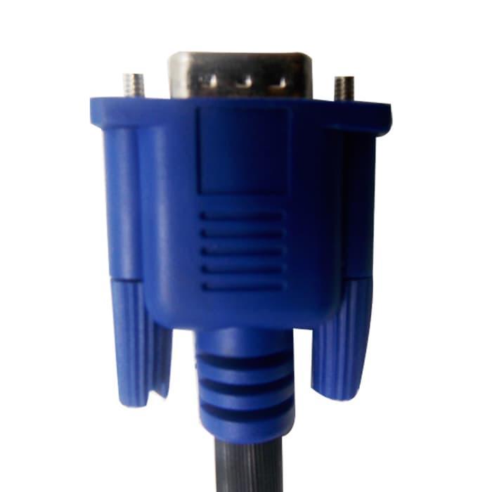 New MDISK Kabel VGA Blue Plate -1,5 Meter Promo