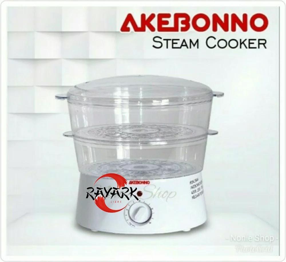 AKEBONNO MSP-92214B Steam Cooker MSP92214B Alat Kukus Oval MSP 92214 B