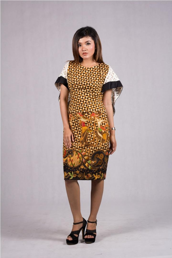 Fashion Lebaran Terlaris Dress Batik Ramadhan Sale Minidress Batik Wayang RR1762 Ramadhan Ekstra Arcobaleno Promo Ramadhan Besar-Besaran baju lebaran 2018 couple, baju lebaran untuk keluarga, baju lebaran batik, baju lebaran couple, Baju Muslim Lebaran