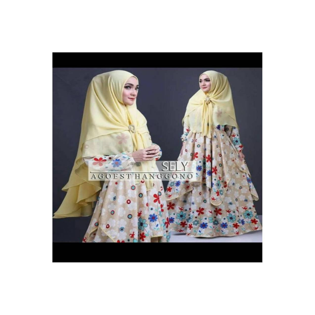 Gamis Maxi Sely