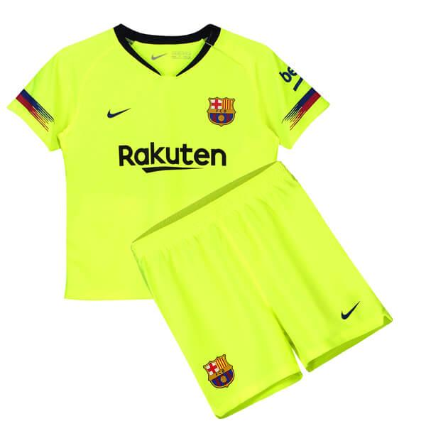 Kiara - Jersey Bola kids/anak Barcelona away new 18/19