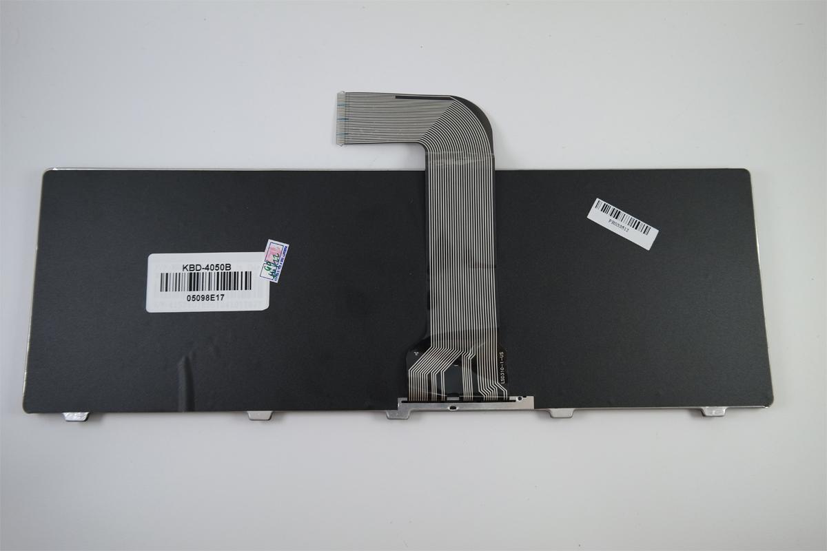 DELL Keyboard Laptop Inspiron N4040, N4050, N5050, N4110, M4040, M4110, M5040, M5050 Series/ Vostro 1540, 3550, 3450 Series/ XPS L502X / 0X38K3, NSK-DX0SW, NSK-DXOSW