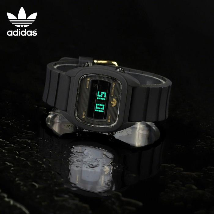 ADIDAS AD029 BLACK GOLD