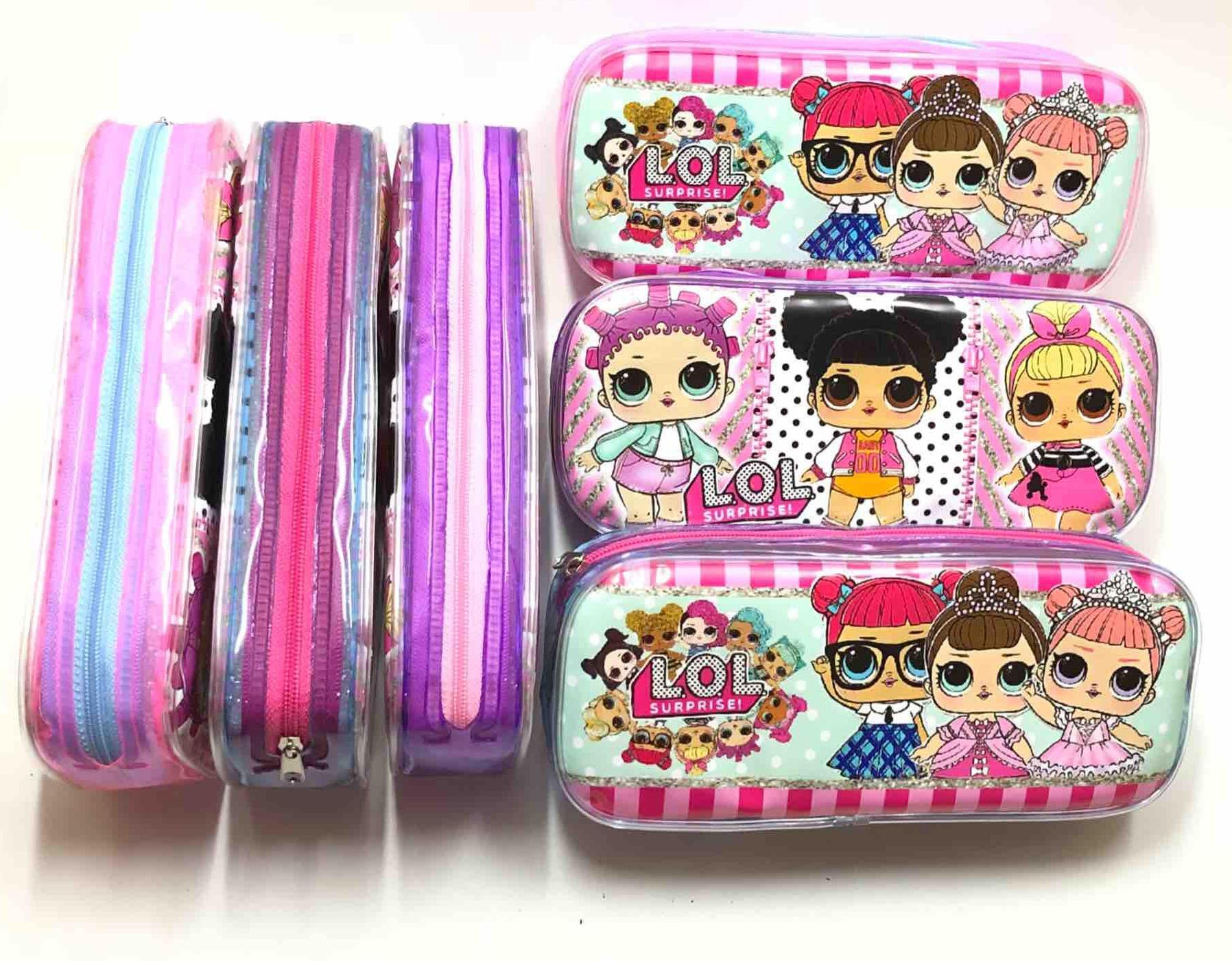 Pencil Case Segi 4 LOL
