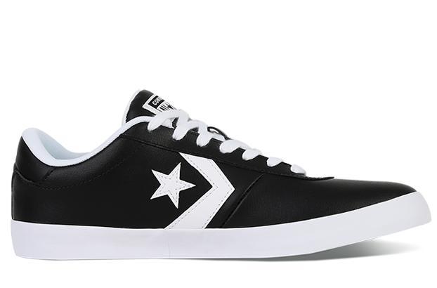 fe4c1caf7aa8 Converse Point Star Sepatu Pria - Hitam