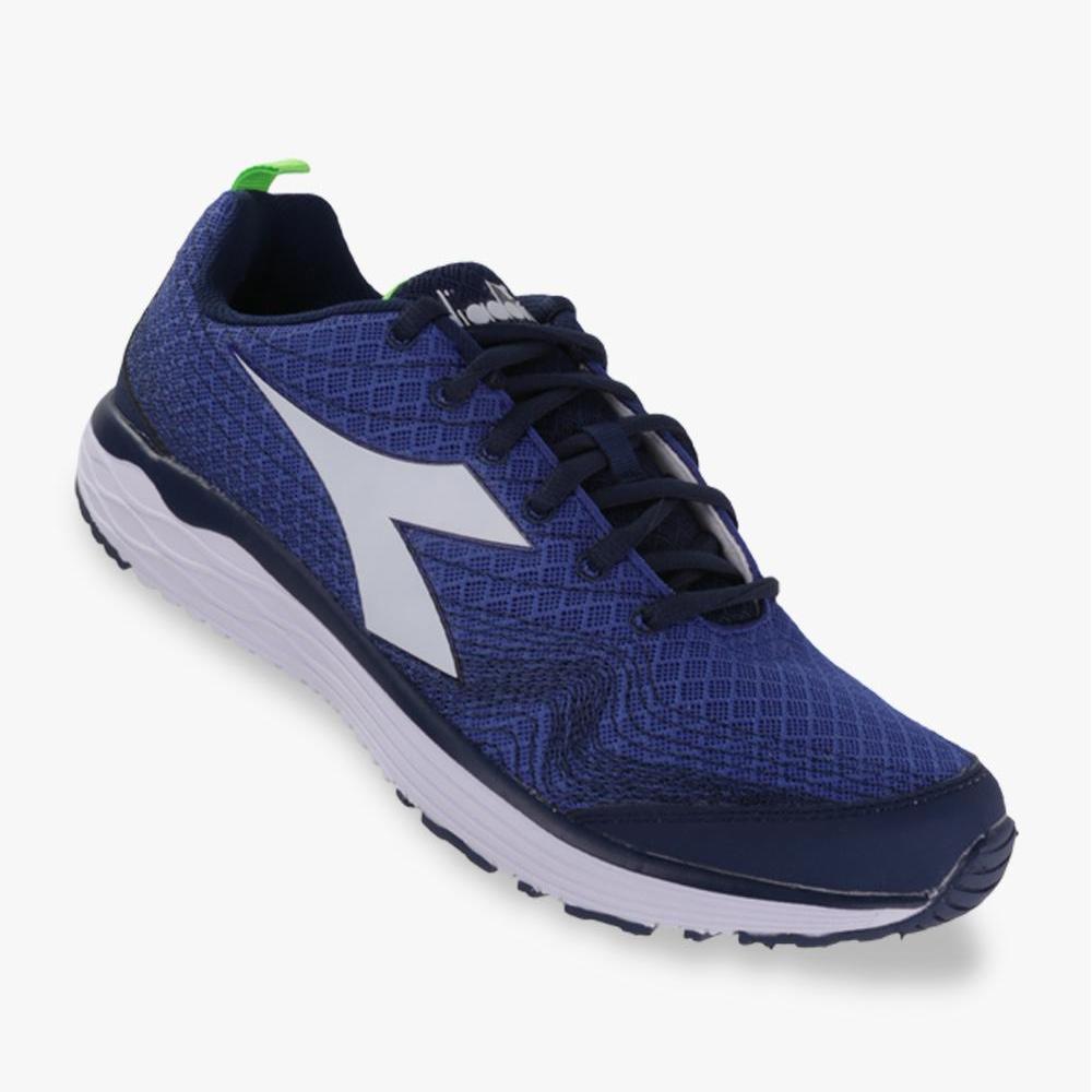 Diadora Flamingo Men's Running Shoes - Biru