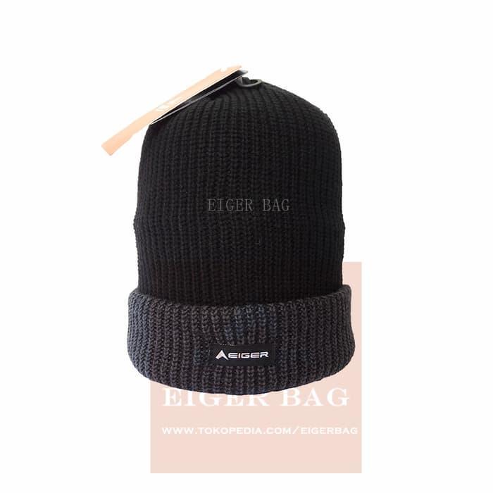 Topi Eiger A228 / A 228 / Pria / Hat / Kupluk / Beanie - JoqQYm