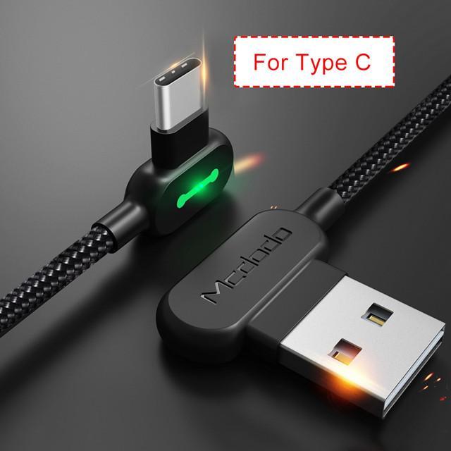 MCDODO Kabel USB Untuk iPhone Apple X 8 7 6 5 6 s ditambah Kabel Cepat Pengisian Kabel Data Ponsel Charger Kabel Adapter Usb kabel