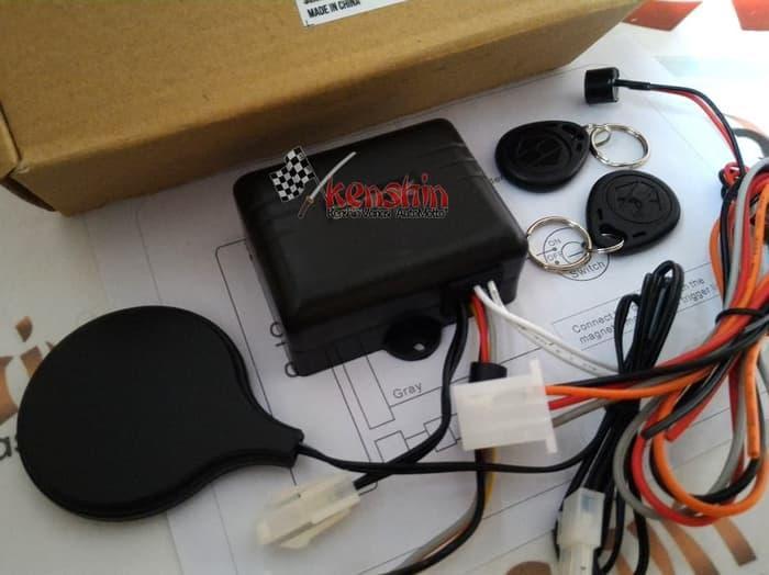 RFID Alarm Kunci Rahasia Yamaha NMAX AEROX 155  XMAX 250