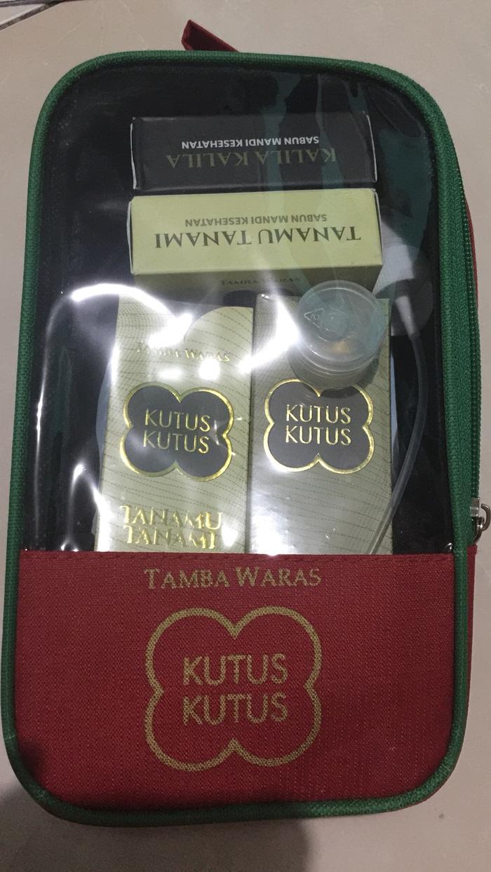 Paket Lengkap Kutus Minyak Healing Oil Sabun Kalila Bali Asli Tanamu Tanami
