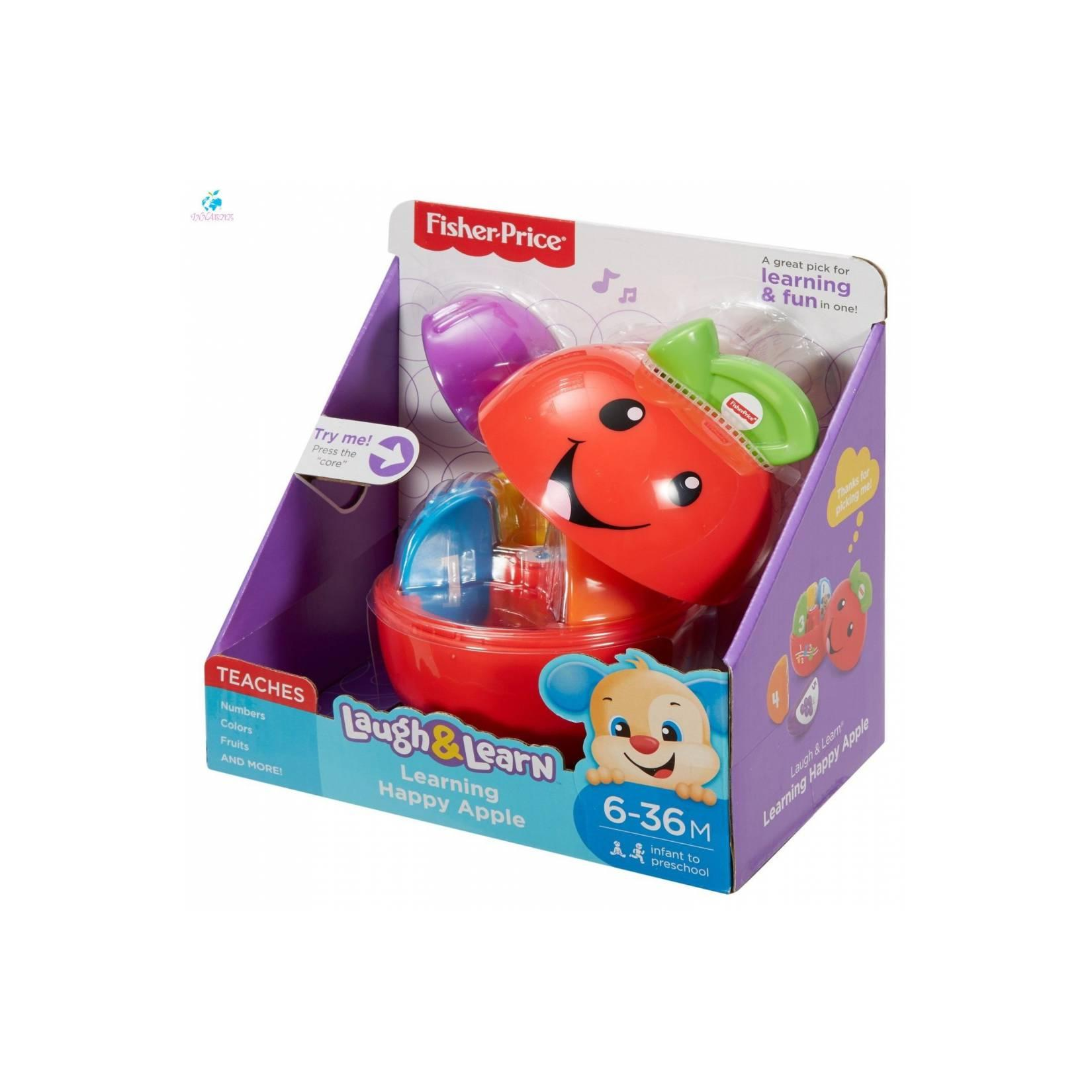 Fisher Price Happy Learning Apple