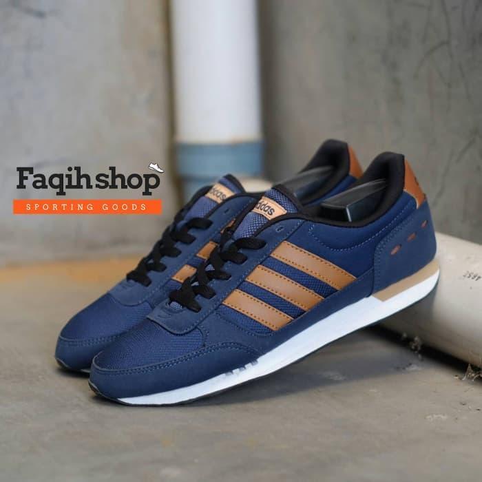 HOT SPESIAL!!! Sepatu Adidas Original Neo City Racer Made In Indonesia