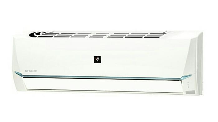 Promo        Ac Sharp Plasmacluster 0.5pk type AH-AP5SSY Jetstream        Original