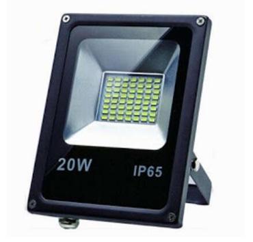 Lampu Sorot LED 20W / Outdoor / Tembak / Panggung / Lapangan /  Taman