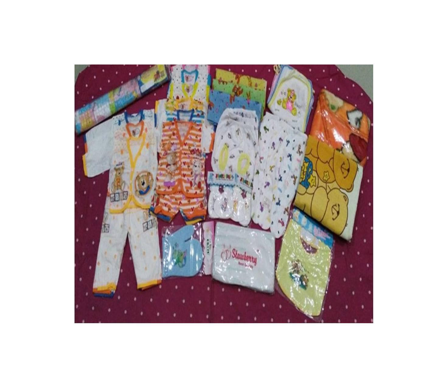 Paket Perlengkapan Bayi/newborn Lengkap Murah Bekasi (Paket B)
