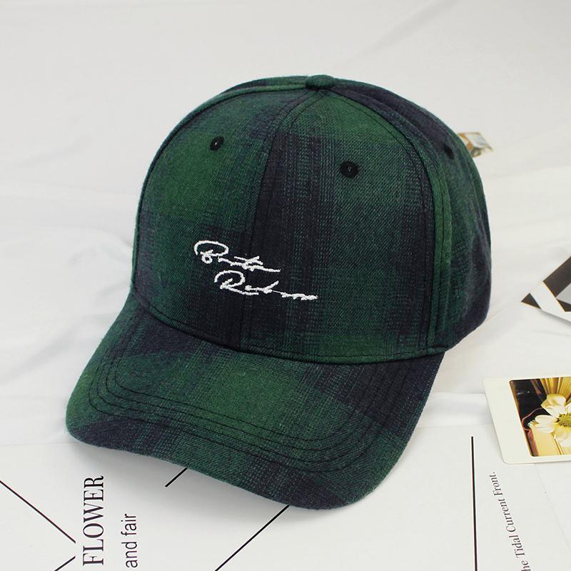 SHININGSTAR Korea Fashion Style warna solid ayat yang sama topi pin topi topi (Hoop legendaris