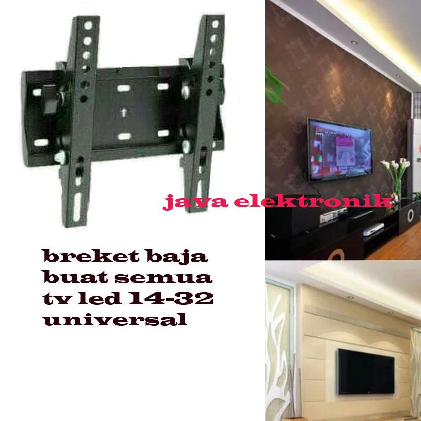 Bracket bold TV LED/LCD 17-42 inch - Breket TV / Braket TV