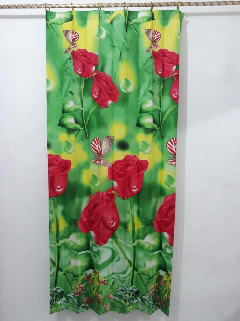 Hordeng / Gorden Karakter Pintu Jendela Bunga MinimalisIDR45000. Rp 45.000