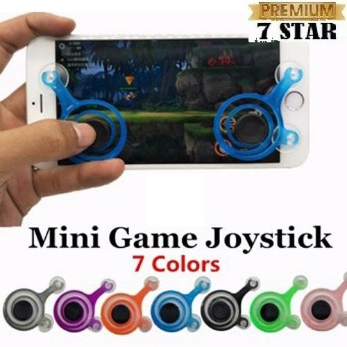 Fling Mobile Joystick Controller 7STAR Game Android Mobile Legend Game Pad MOBA for Smartphone/ HP / Android / iPhone - Random Colour 1Pcs