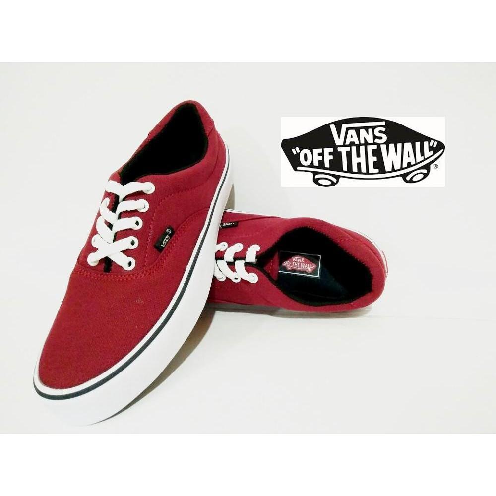 Promo diskon !! Sepatu Sneakers Pria/wanita Vans Authentic Casual/sekolah