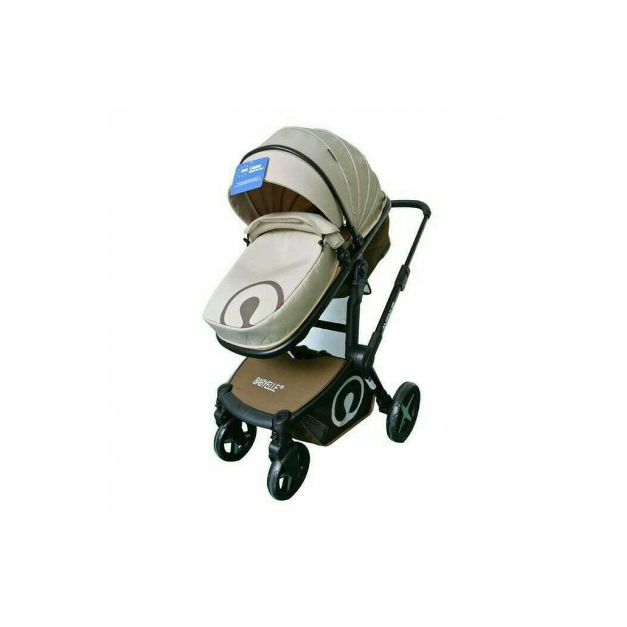 KHUSUS GOSEN|Stroller Babyelle Avenue / Stroller Bayi Babyelle BARU !!