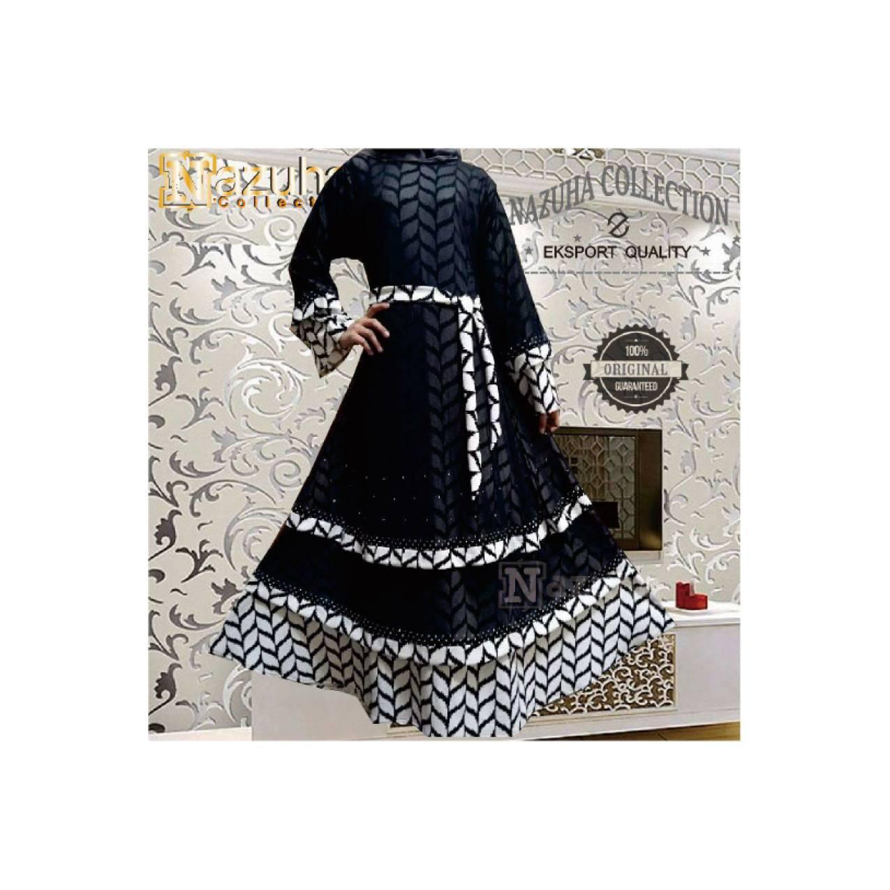 Baju Pesta Umbrella Na 526 | Baju Gamis Pesta- Gamis Abaya Eksklusif