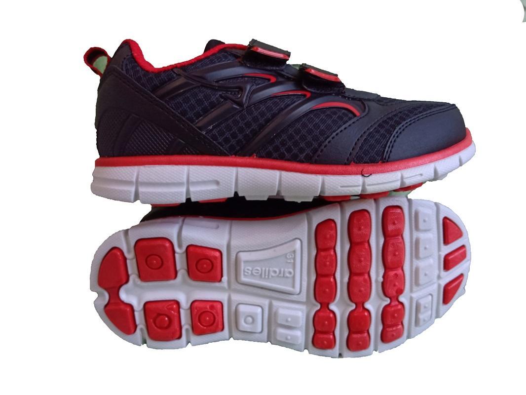 Jual Sepatu Ardiles Anak Laki Lampu Eboy Black Referensi