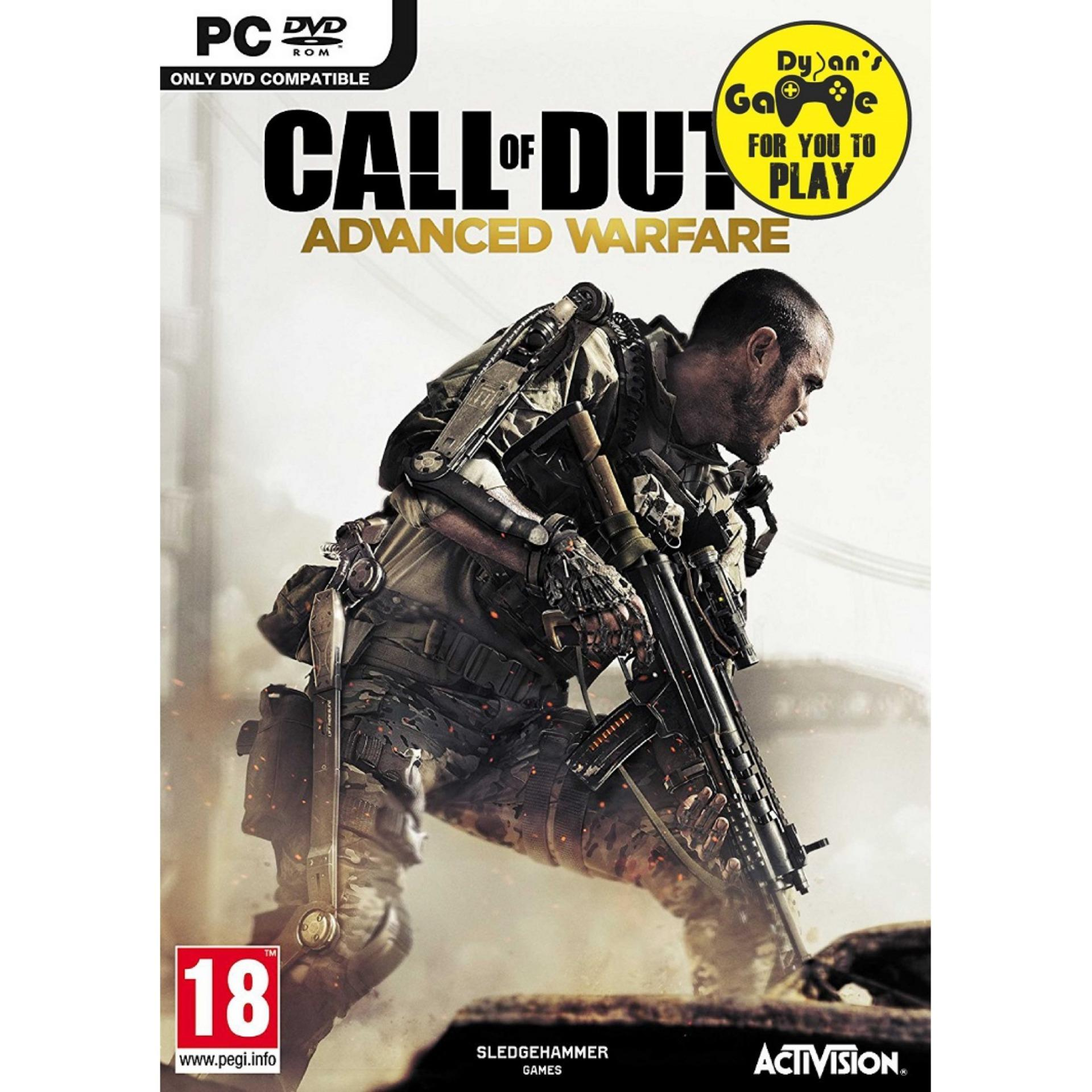 Call Of Duty Advanced Warfare Pc - Full Game By Dylansgame.