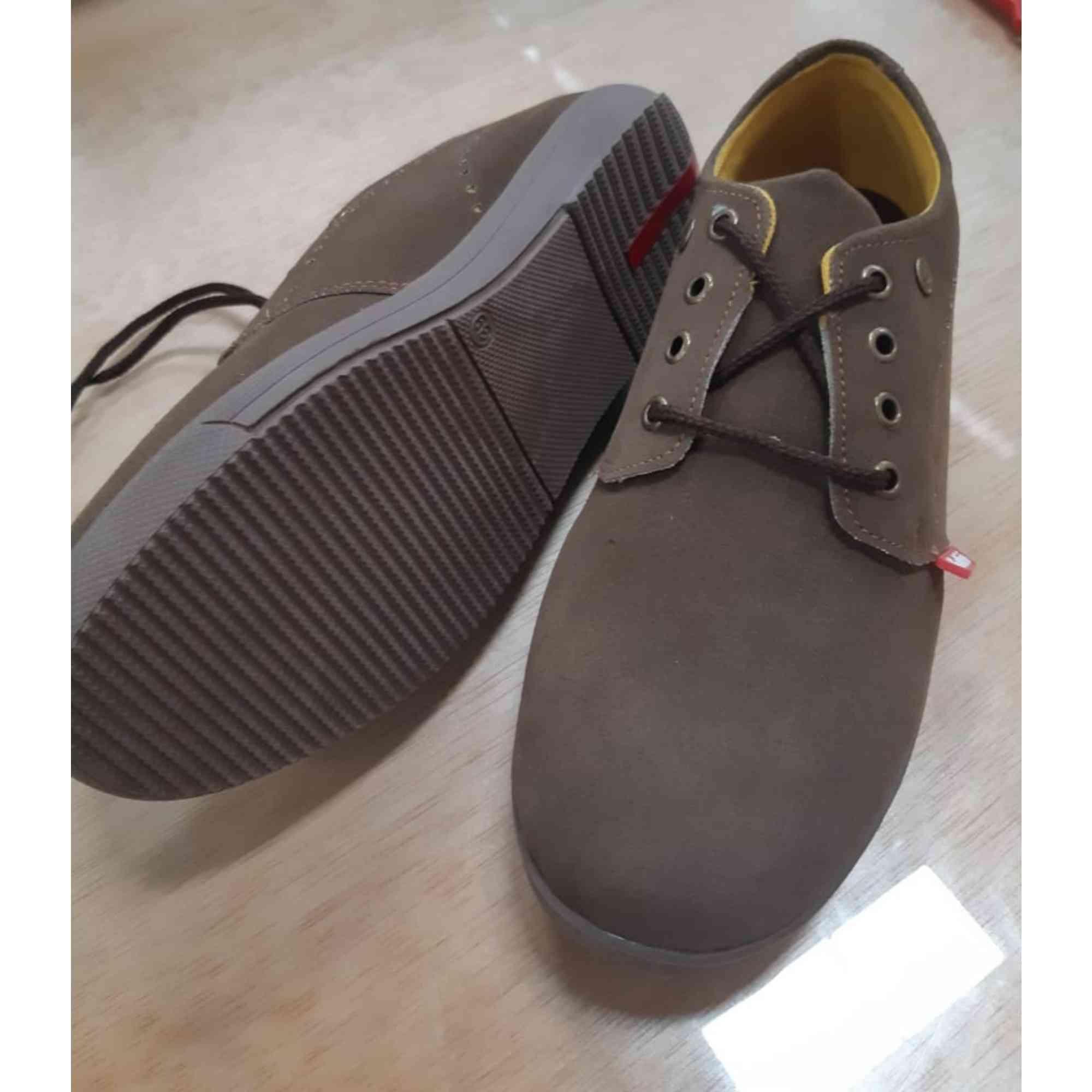 Garucci Gps 3065 Sandal Casual Pria Sintetis Stylish Elegan Chamel Gda 9070 Sepatu Anak Laki Keren Hitam Gatio Sneakers Santai