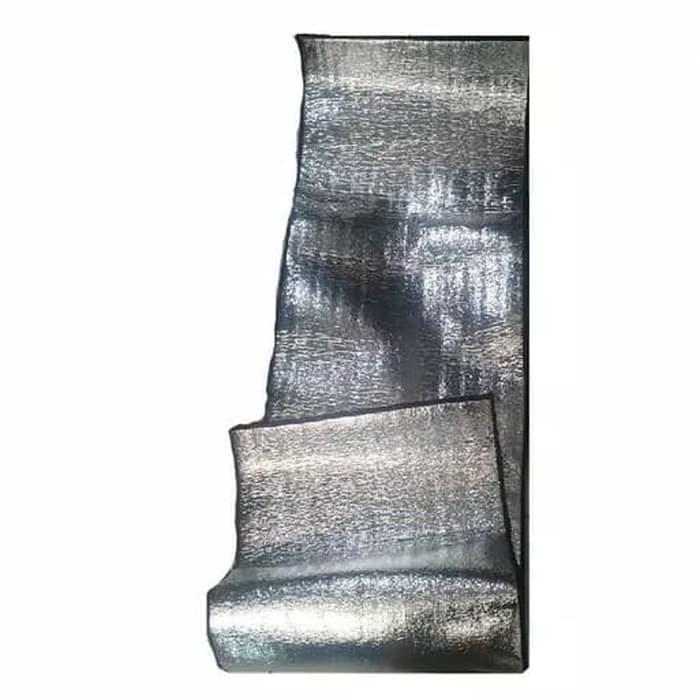 ... Matras Foil Double Side Alumunium Foil 2 Lapis Lebih Hangat Camping