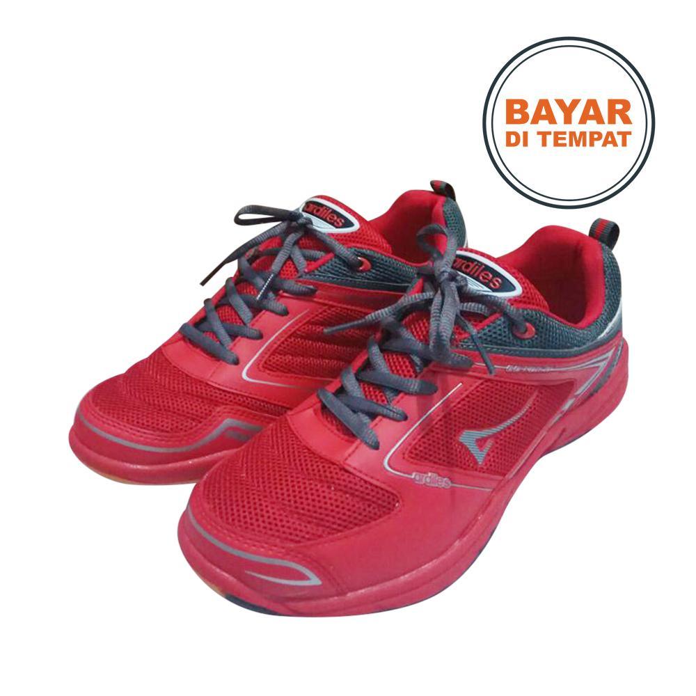 Amelia Olshop - Sepatu Sneakers BDG-NEW SUPERFLY 38-43 / sepatu kets sneakers dan casual pria / sepatu bulutangkis / sepatu badminton / sepatu sneaker pria / sepatu pria / sepatu sneaker murah