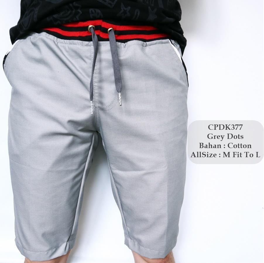GFS 377 Celana Santai Cowok / Celana Pendek Cowok / Celana Chino Pria / Celana Distro