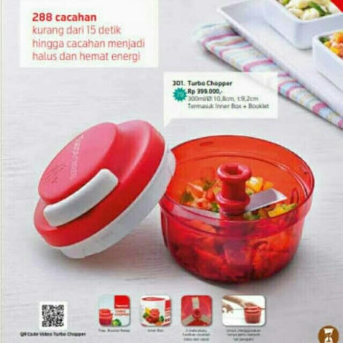 Turbo Chopper Tupperware - 5Kta1d